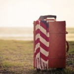 スーツケース パッキング 画像