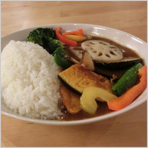 calicali 京野菜カレー