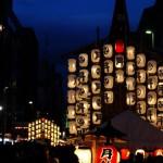 2017年祇園祭の日程はいつで屋台の出店日と歩行者天国の時間とエリア