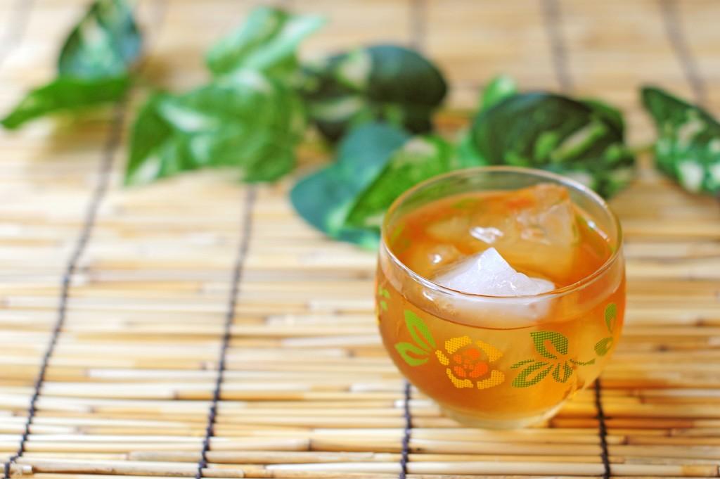 麦茶ポット 白い斑点 洗い方 画像