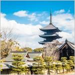 東寺 画像