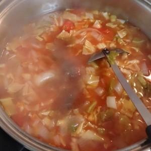 脂肪燃焼スープ 画像