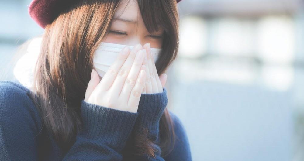 風邪 喉 痛い 画像