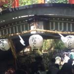 京都下鴨神社のみたらし祭2018年の日程や時間に屋台の情報
