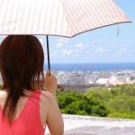 日傘の時期は秋冬がいつまで春夏はいつからそれ以外の期間の紫外線対策