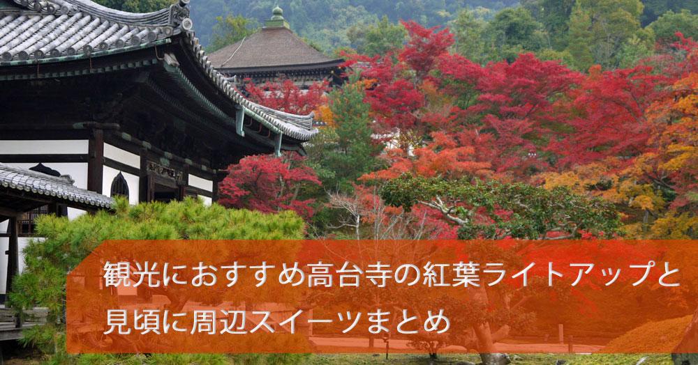 高台寺 画像 紅葉