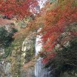 箕面大滝の紅葉へ電車での行き方と2017見頃もみじの天ぷらが買える所