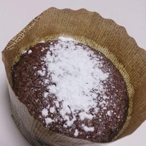 チョコカップケーキ 画像