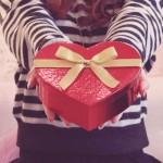 バレンタイン チョコ 画像